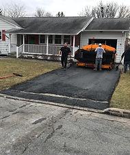 Parking Pad Paving