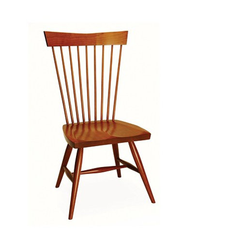 66 American Contemporary High Back Side Chair