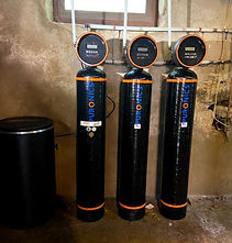 Install Whole  Home Water Filtration System