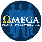 Omega Protective Services Official Logo.