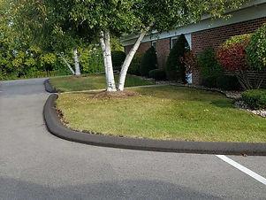 Asphalt and Concrete Curbing
