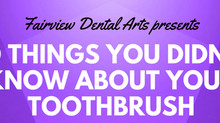 10 Things You Didn't Know About Your Toothbrush