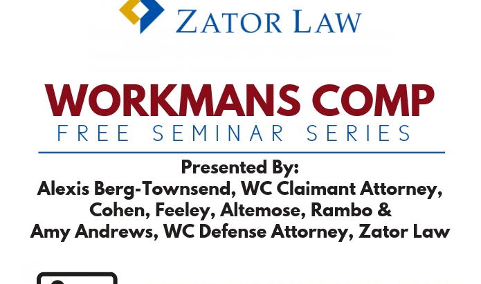 Free Workers' Compensation Seminar!