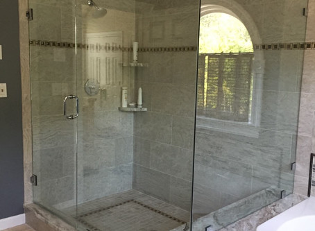 Recent Bathroom Remodeling Projects