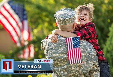 VA Veteran Loans