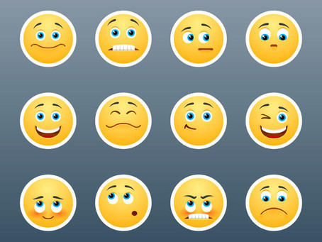 Getting Through A Divorce With Emojis