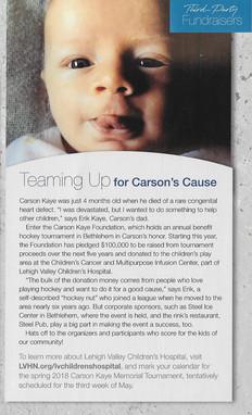 Carson Kaye Foundation