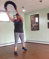 Fit Aerobics Sandbag workouts