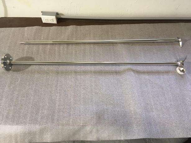 Electropolishing Rod