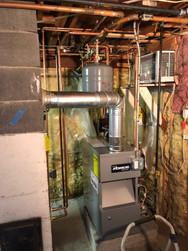 Energy Efficient Boiler Installation