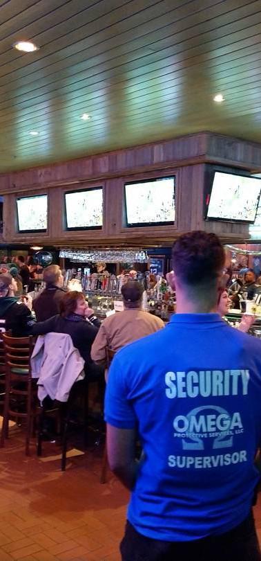 P.J. Whelihan Pub and Bar Security