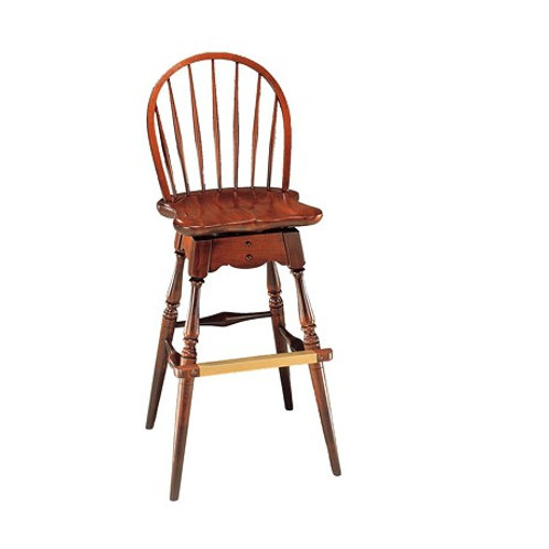 39 New England Continuous Side Barstool