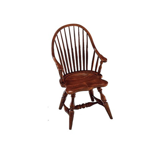 36 1/2 Scale Model New England Continuous Arm Chair