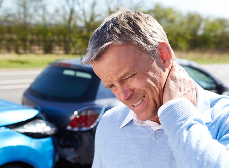 Importance of Chiropractic Treatment for Automobile Neck Injuries