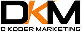 Official D Koder Marketing Logo DMK Logo