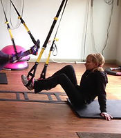 TRX training and workout routines