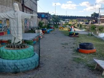 Copa que importa: crowdfunding quer construir campinho para crianças de Jardim São Paulo