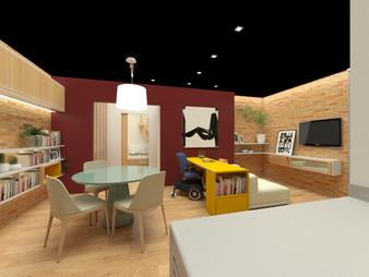 Casa MOVA: arquitetura inclusiva e acessível