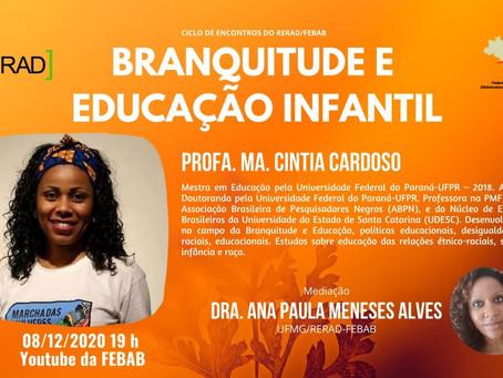 BRANQUITUDE E EDUCAÇÃO INFANTIL