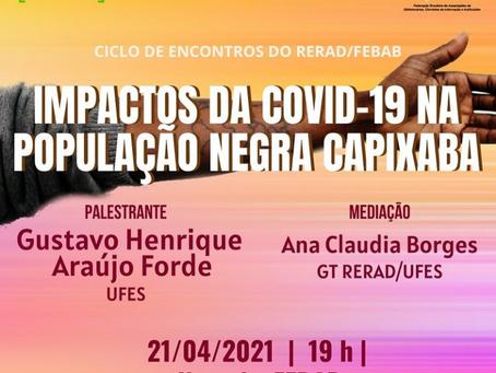 Impactos do COVID-19 na população negra capixaba