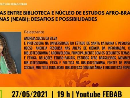 CICLO DE ENCONTROS RERAD/FEBAB