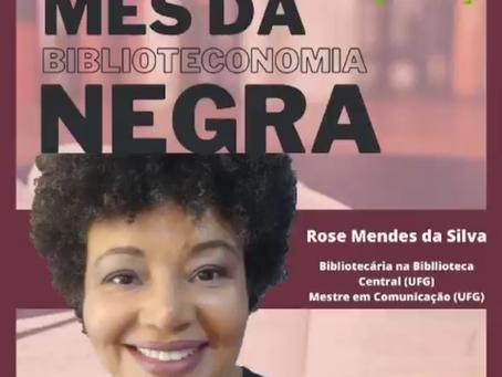 Mês da Biblioteconomia Negra