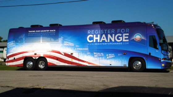 Political Tour Transportation Management