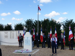 Commémoration des combats du Tremblois