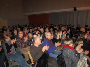 Soirée théâtre le 12 mars 2016