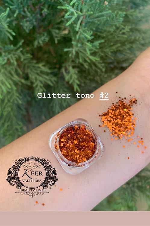 Glitter suelto tono2