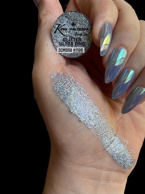 Sombra de glitter ultra fino #1100