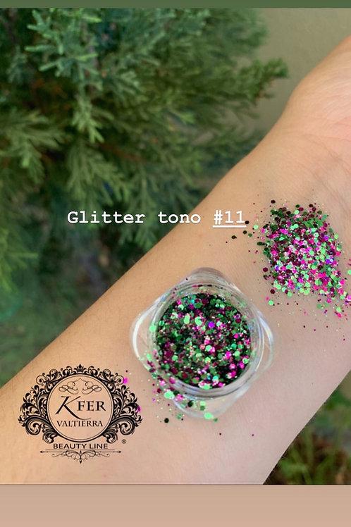 Glitter suelto tono11