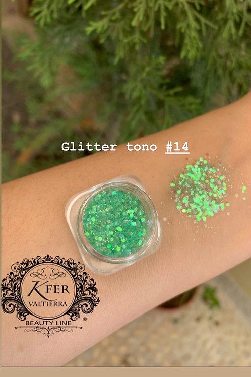 Glitter suelto tono14
