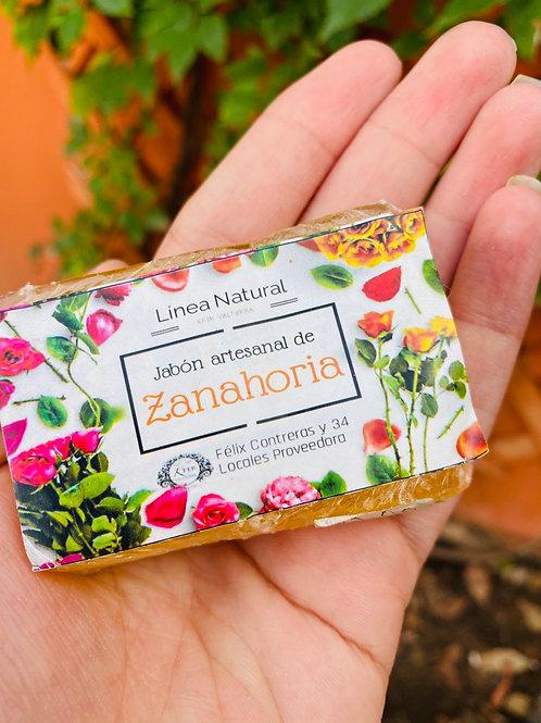 Zanahoria / Carrot soap