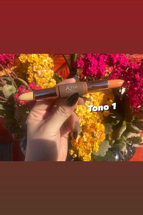 Contorno y Corrector Stick Tono #1