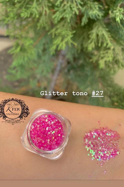 Glitter suelto tono27