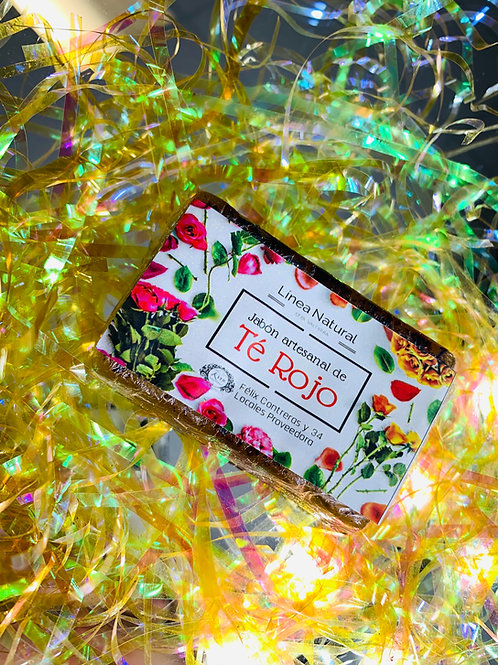 Te rojo / Red Tea soap