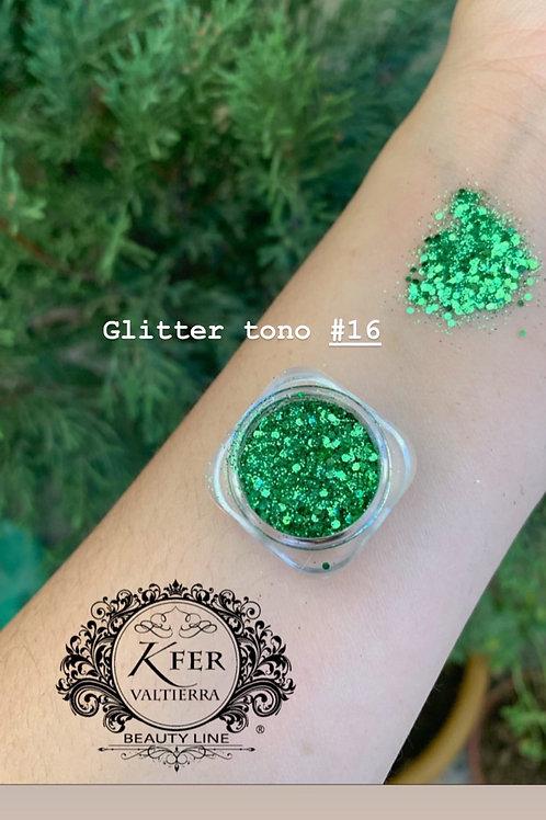 Glitter suelto tono16