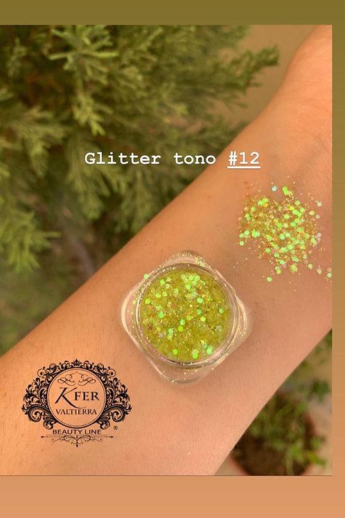 Glitter suelto tono12