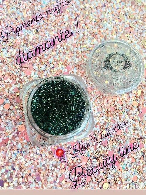 Pigmento negro diamante