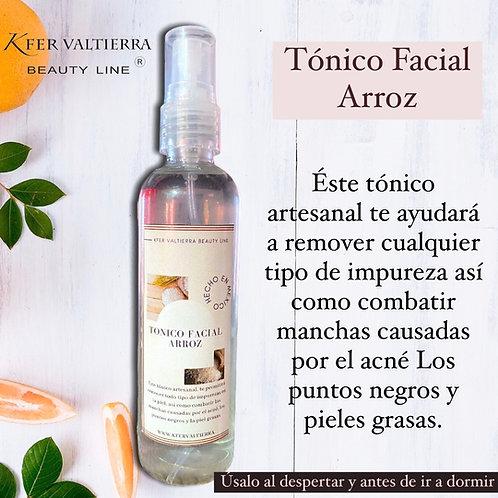 Tonico Facial Arroz
