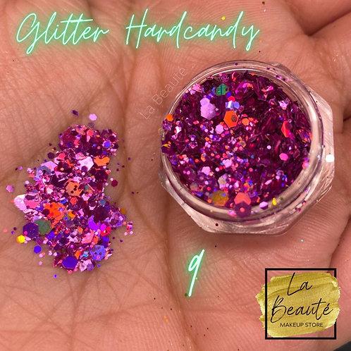 Hardcandy glitter #09