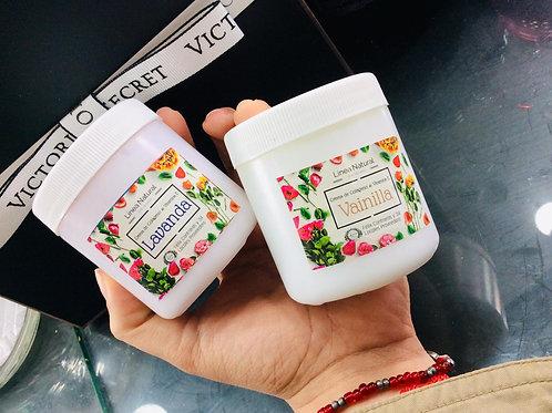 Facial Cream variedad de aromas
