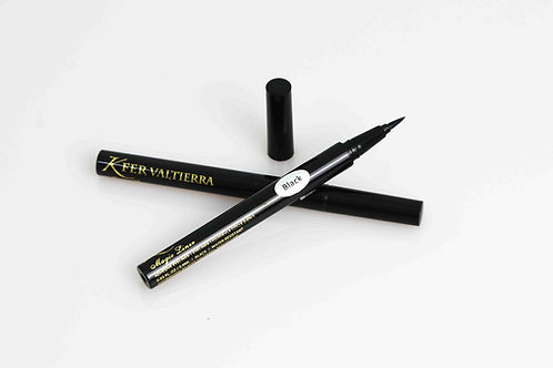 Negro/Black Delineador Con Adhesivo P/Pestaña