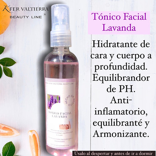Tonico Facial Lavanda