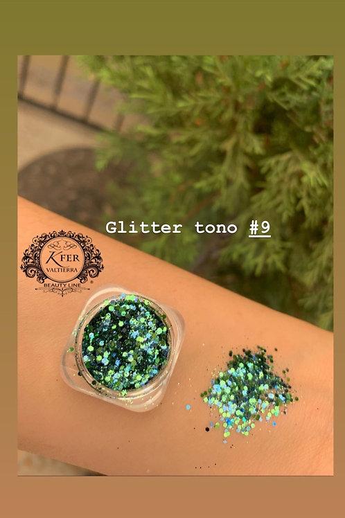Glitter suelto tono9