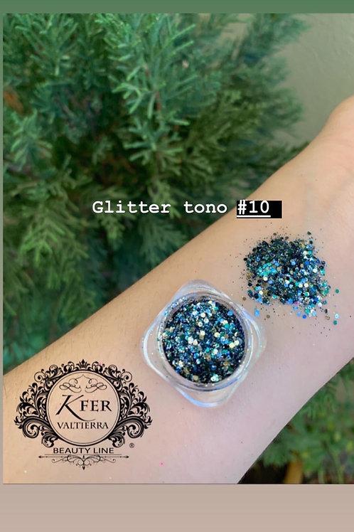 Glitter suelto tono10