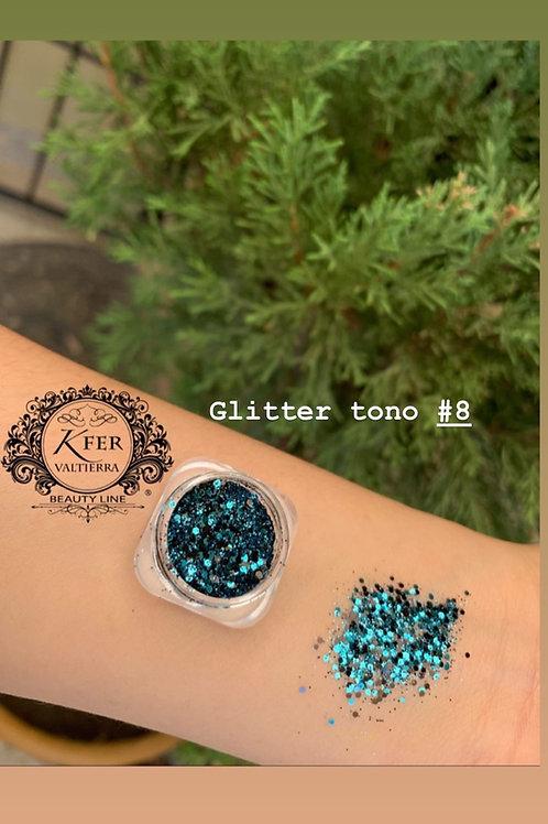 Glitter suelto tono8