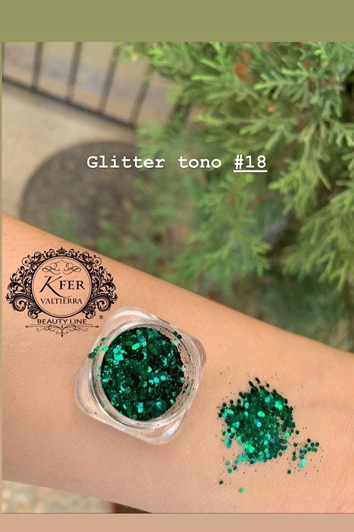 Glitter suelto tono18