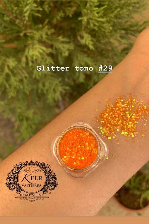 Glitter suelto tono29